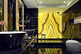 Beige And Black Bathroom Ideas Designs Ideas Beige Glamour Living Room With Black Sofa Also