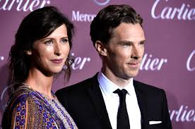 benedict cumberbatch sophie hunter january      jpg CNN com