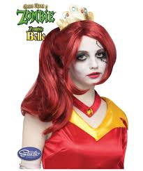 zombie boy halloween costume once upon a zombie belle wig kids costumes kids halloween costumes