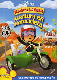 Manny A La Obra: Aventuras De Motocicleta