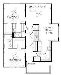 Simple 4 Bedroom Floor Plans Apartment Floor Planner Home Planning Ideas 2017