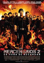 ver los mercenarios 2 the expendables 2