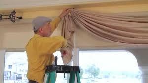 video 36 diy drapery luxurious window treatments with valances
