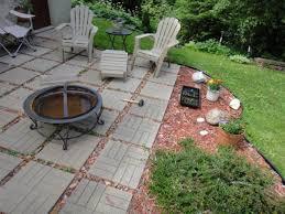 impressive inexpensive outdoor flooring ideas cheap patio floor