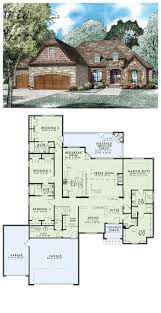 French Country Home Plans by Craftsman European French Country House Plan 82236 French