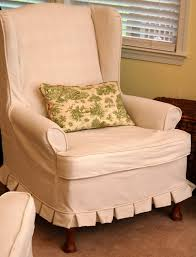 Dining Room Chair Seat Slipcovers Living Room Chair Covers Wing Chair Slipcoversshop Chair Covers
