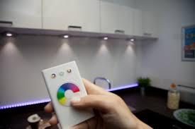 Kitchen Cabinet Lighting Led Led Lights For Kitchen U2013 Home Design And Decorating