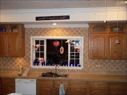 kitchen natural stone backsplash blue backsplash decorative