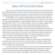 Sample Personal Statement For Business Grad School   Cover Letter     net   net