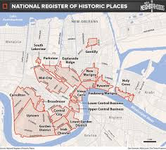 Ninth Ward New Orleans Map by How Do We Map New Orleans Let Us Count The Ways Nolacom New