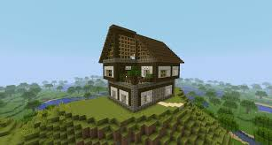 minecraft wood house 01 minecraft wallpapers minecraft wood house