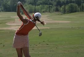 women golf