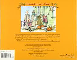 Story On Thanksgiving Thanksgiving Is Here Diane Goode 9780060515904 Amazon Com Books