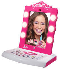 the totally awesome barbie digital makeover mirror for girls 10