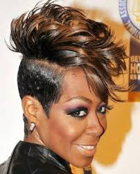 short spiky african american hairstyles hairstyle picture magz