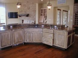Traditional Kitchen Designs Furniture Oak American Woodmark With Ceiling Lights For