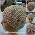 Bloggang.com : IdeaBee : [How To] หมวกเด็กน้อยผู้น่ารัก No.13