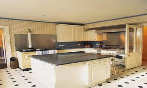 kitchen gold floor tiles kitchen design ideas dark cabinets