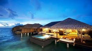 Luxurious Resorts in the Maldives