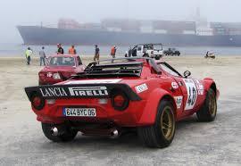 driven 1969 lancia fulvia heads for amelia island classiccars