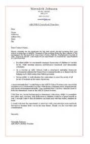 Internship Template Example How To Write A Perfect Cover Letter