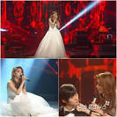 k-pop girl: Ailee impresses with her 'wedding dress' performance