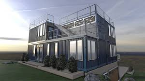 advantages of a container house mods international
