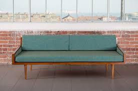 Mid Century Modern Sofas by The Aplin Teal Mid Century Modern Sofa Pieces By Violet