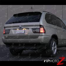 Bmw X5 E53 - 2000 2006 bmw x5 e53 smoke chrome tail light led signal brake