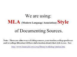 Buy mla essays