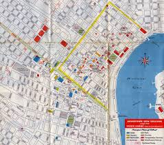 Ninth Ward New Orleans Map by Architecture Research February 2015
