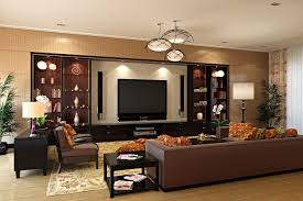 House Decoration Ideas India Bedroom And Living Room Image - Indian home interior design