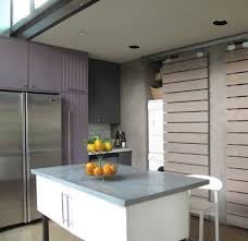 Dark Grey Cabinets Kitchen Hanging Sliding Doors Kitchen Contemporary With Dark Gray Cabinets