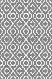 Discount Indoor Outdoor Rugs Flatweave Tribeca Grey Geo Wool Rug 8 U0027 X 8 U0027 Square Wool