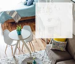Furniture For Small Spaces West Elm - Living room coffee table sets