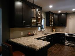 Hardwood In Kitchen by Kitchen Cabinets White Granite With Wood Cabinets Hardware For