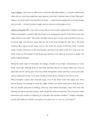thesis paper format apa FAMU Online
