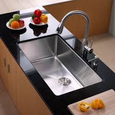 Kitchen Sink With Faucet Set Kitchen Sink And Faucet Combo Trends Including Rvc Stainless Steel