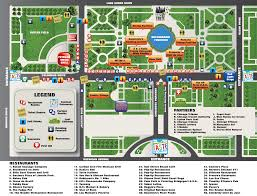 Boystown Chicago Map by Taste Of Chicago Map Festivals Pinterest