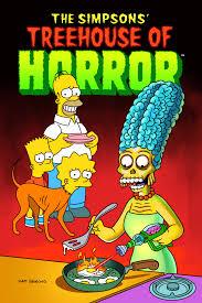 the simpsons halloween of horror bart simpson u0027s treehouse of horror 16 forbiddenplanet com uk