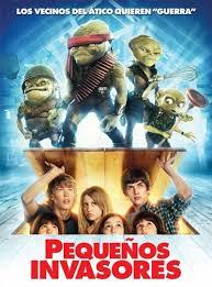 Pequeños Invasores (2009) [Latino]