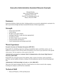 physical therapist assistant resume examples objective for administrative assistant resume best business template administrative assistant resume summary best business template for objective for administrative assistant resume 17794