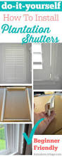 Home Depot Interior Window Shutters Decor Cafe Shutters Plantation Blinds Plantation Shutters Cost