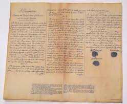 Parchment Historical Documents   CRW Flags Store in Glen Burnie     CRW Flags Inc   Louisiana Purchase