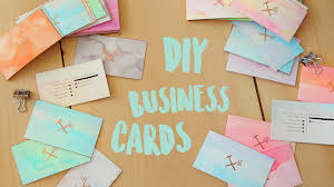 diy best diy business card home design ideas photo and diy