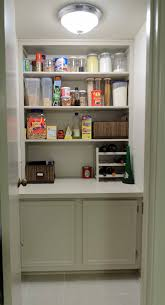 beautiful white wooden kitchen pantry cabinets features white