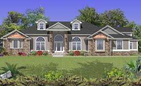 French Country Home Plans by Modern Ranch House Plans Innovative House Plans Glamorous