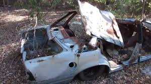 wreck holden commodore vl youtube