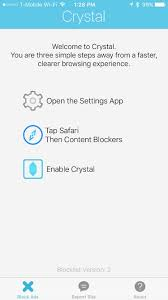 hands on with three ios 9 content blockers 1blocker blockr and