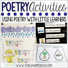 thanksgiving poems readings poetry activities for the primary classroom one sharp bunch